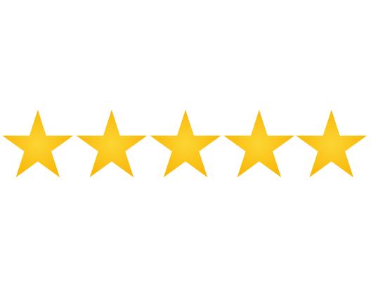 5 STAR GOOGLE REVIEW - Gary