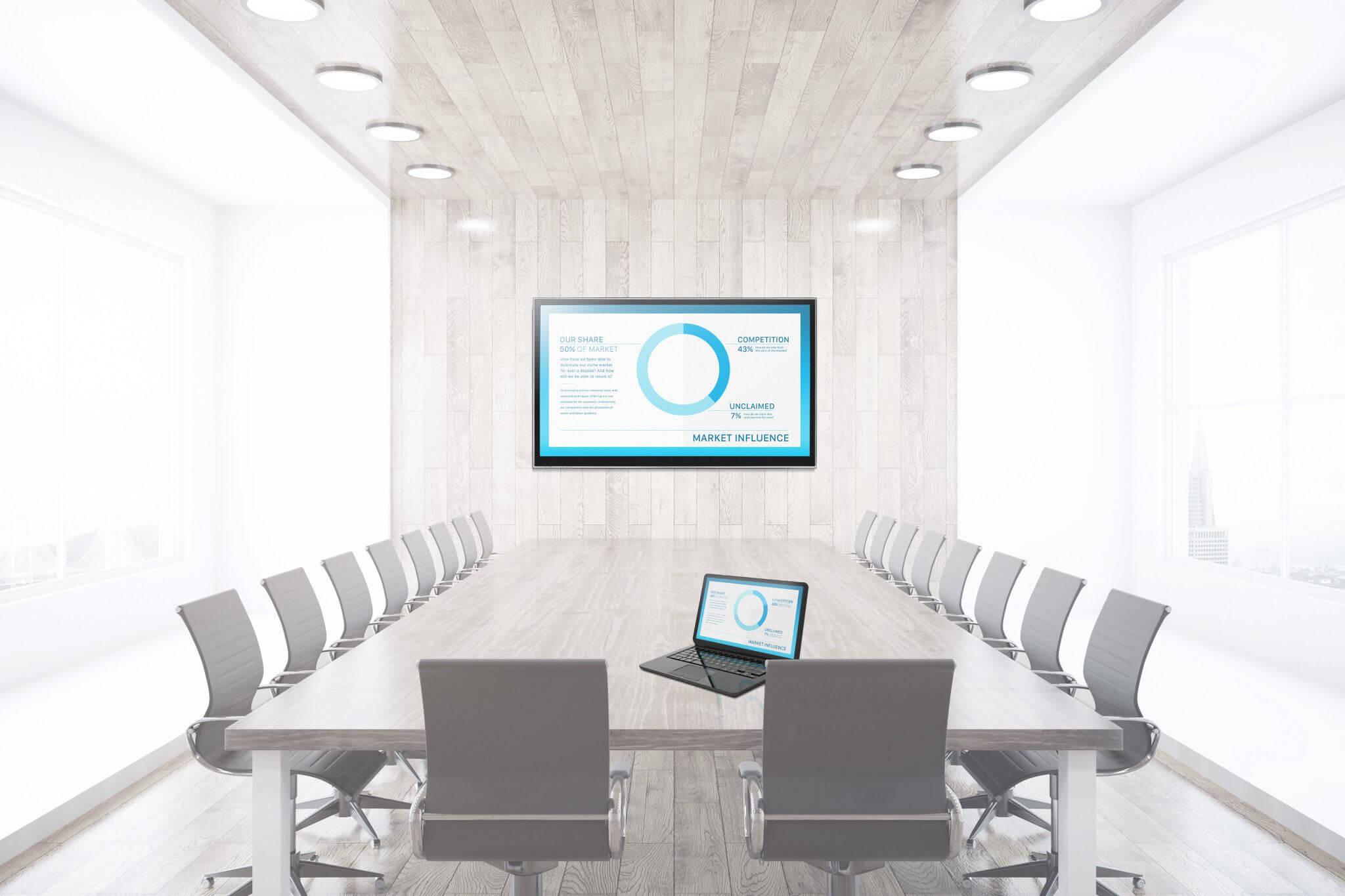Conference Room AV technology