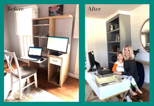 Lori Home Office Transformation