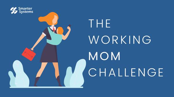 THE WORKING MOM CHALLENGE