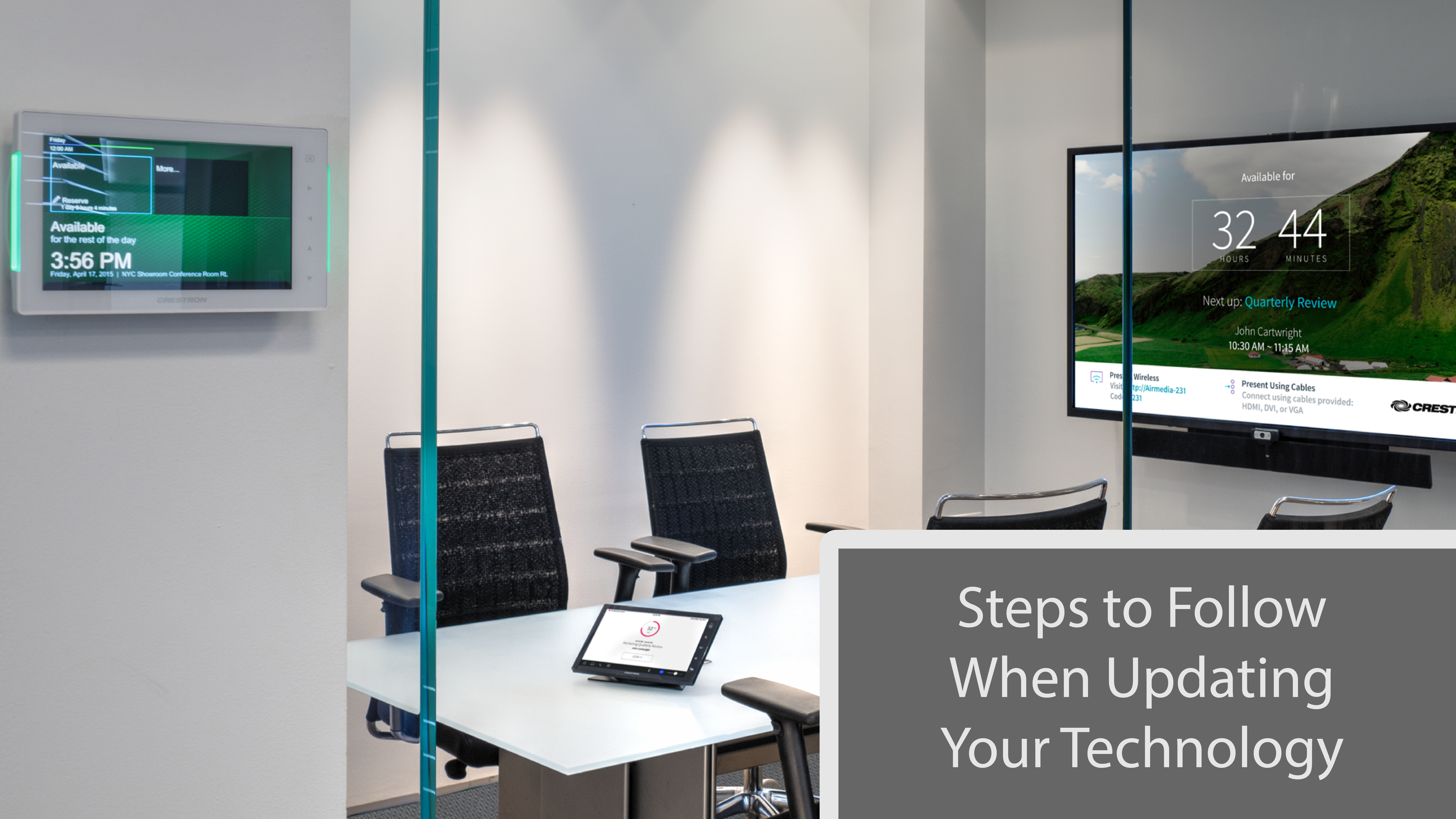 Steps to Updating Your Technology